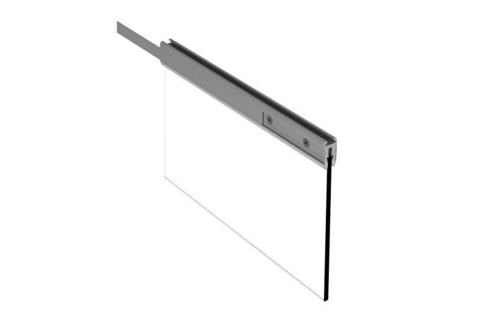 Pinça Para vidro Móvel de Porta Automática de Vidro